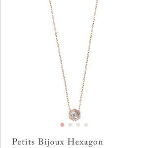 Brand New Chloe & ISABEL Petits Hexagon RoseGold